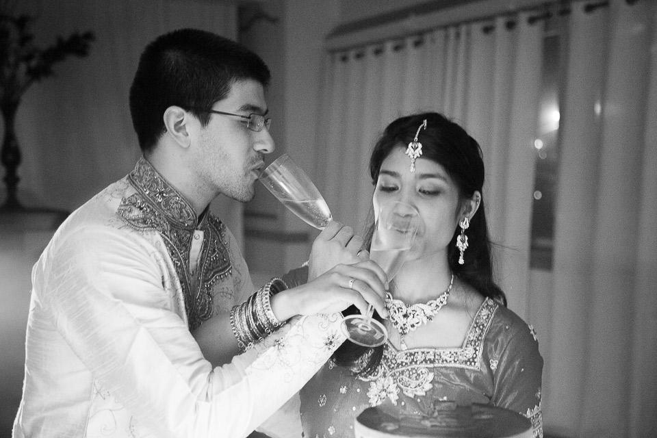 Fabuleux Mariage à l'Orchidee à Ivry - Ambiance Bollywood - Photographe  UX44